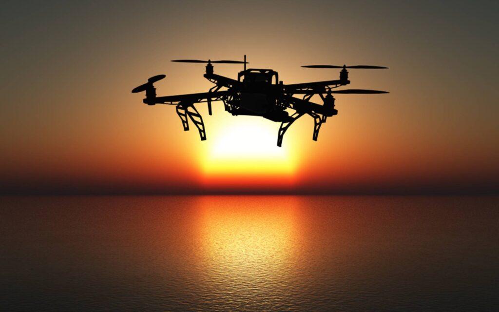 Grabación con dron y licencia